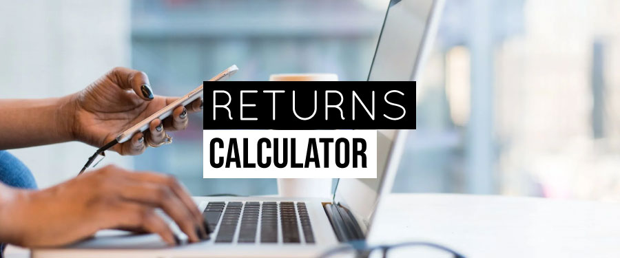 Toronto Real Estate Investments Total Returns Calculator